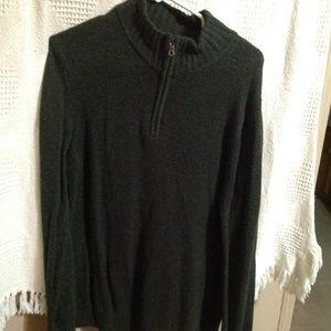 Mens 1/2 Zip Sweater